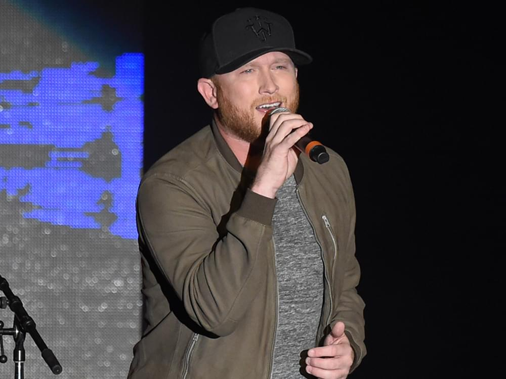 """Listen to """"Drinkin' Hours"""" From Cole Swindell's Upcoming EP, """"Down Home Sessions V"""""""