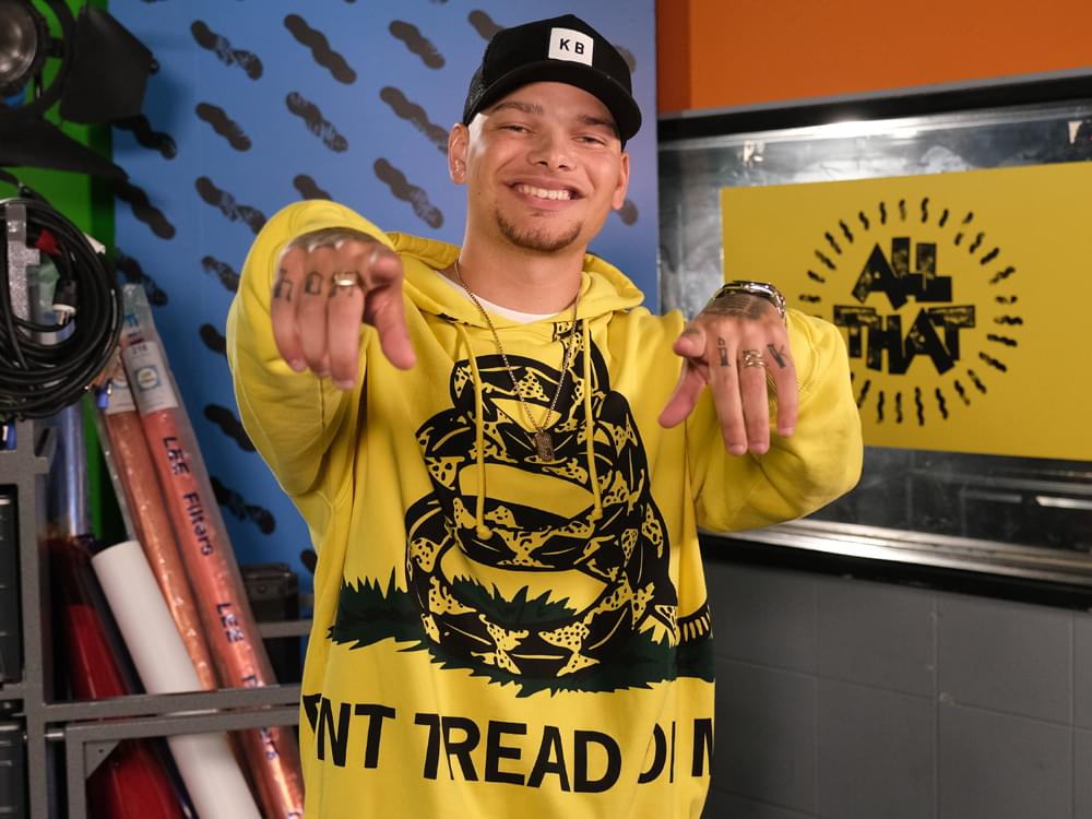 """Watch Exclusive Clip of Kane Brown Performing """"Lose It"""" on Upcoming Episode of Nickelodeon's """"All That"""""""