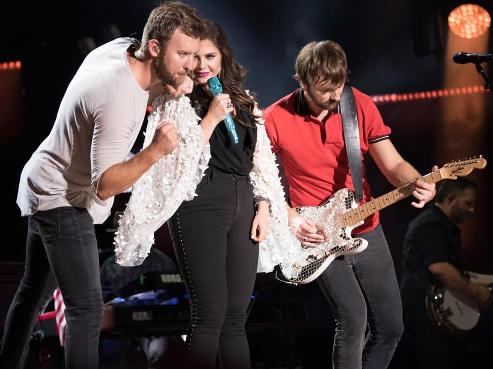 """Watch Lady Antebellum Perform New Single, """"What If I Never Get Over You,"""" on """"GMA"""" Summer Concert Series"""