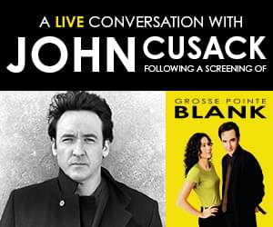 John Cusack at the Stranahan
