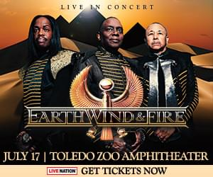 Earth, Wind & Fire to the Toledo Zoo
