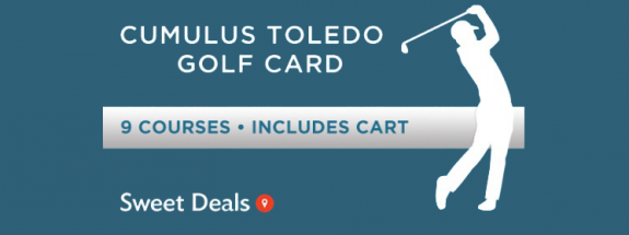 Cumulus Toledo 2019 Golf Card