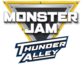 Cedar Point and Monster Jam Thunder Alley