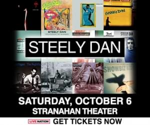 Steely Dan Coming to Toledo