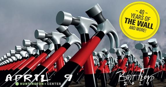 '40 Years of The Wall'  BRIT FLOYD – World Tour 2019