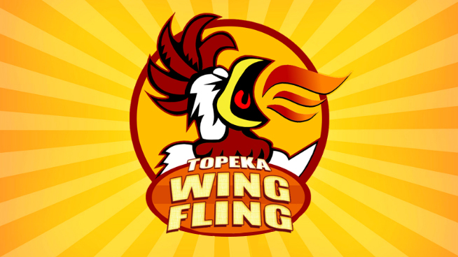 Wing Fling Lands in December