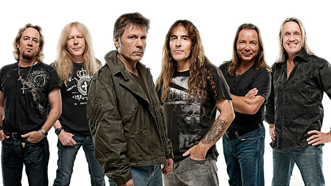 Iron Maiden and Ghost Storm The Sprint Center in Kansas City July 11th