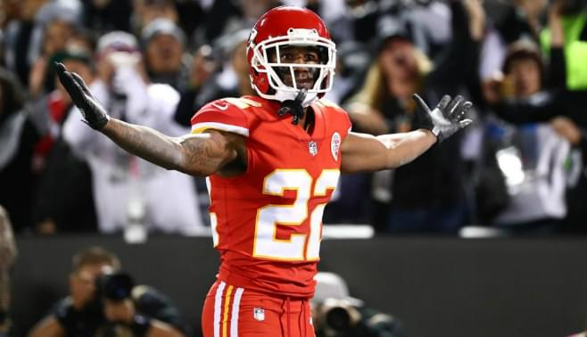 The Kansas City Chiefs Trade Marcus Peters