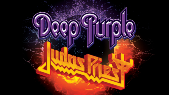 Deep Purple and Judas Priest Rock the Starlight