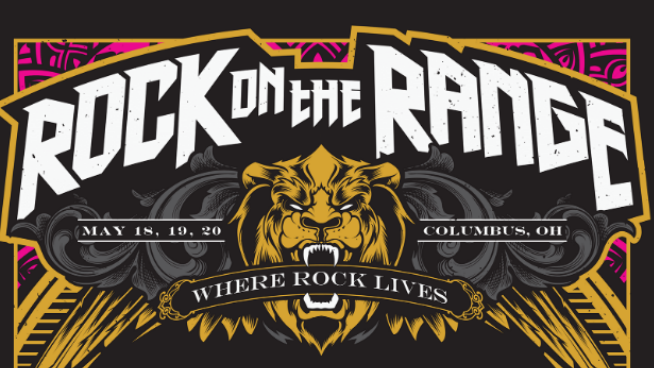 Rock on the Range 2018 Lineup Announced