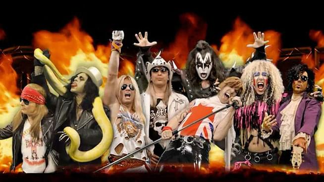 Hairball Is Rockin' In To The Topeka Performing Arts Center!