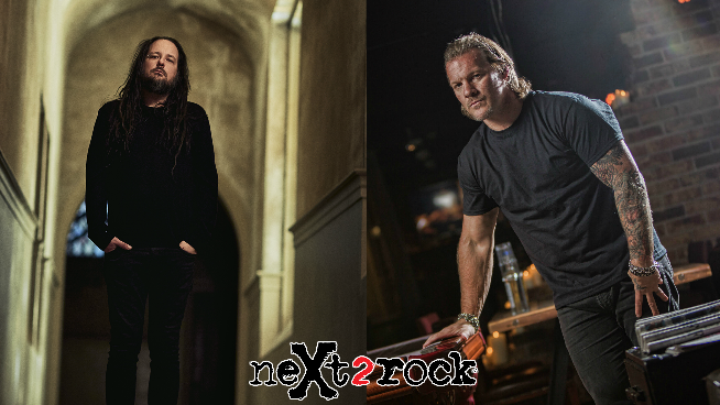 neXt2rock Mentors Jonathan Davis and Chris Jericho Interviews
