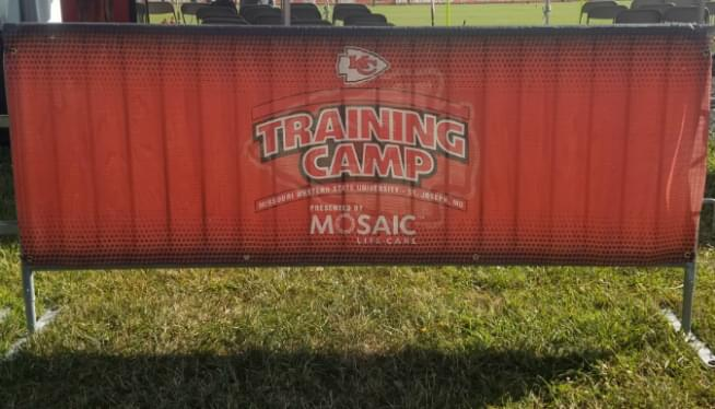 Kansas City Chiefs Training Camp Answers