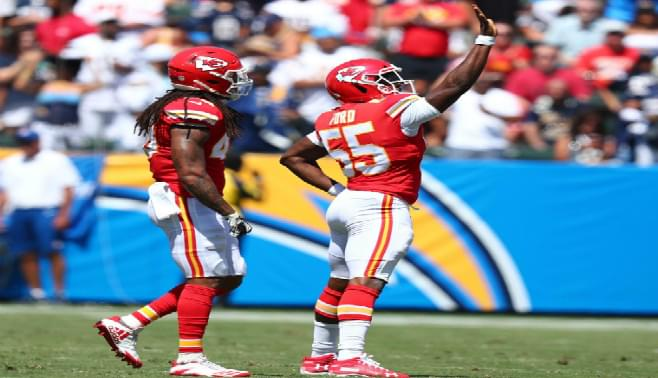 Chiefs vs Chargers 2