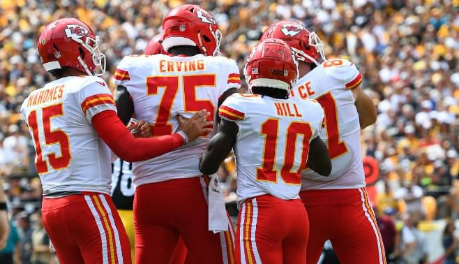 Kansas City Chiefs vs Pittsburgh Steelers: Kansas City, You Have a Quarterback