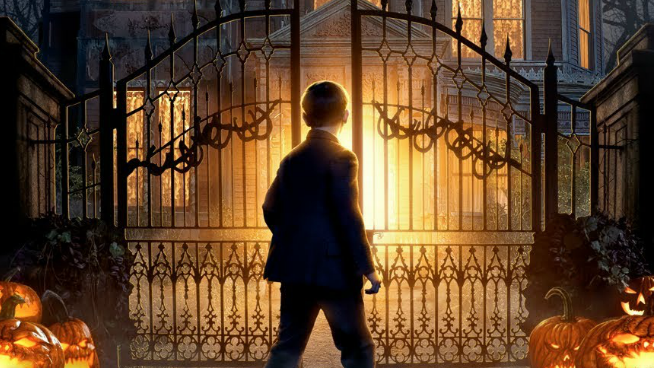 Fandango Friday: The House with a Clock in It's Walls