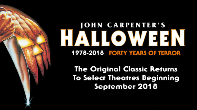 relive 40 years of terror with halloween on the big screen