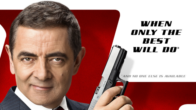 Fandango Friday: Johnny English Strikes Again