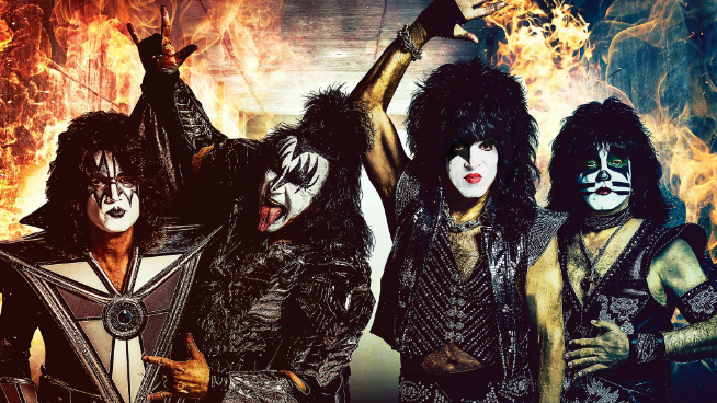 Rock And Roll All Night With KISS and the Kansas Lottery
