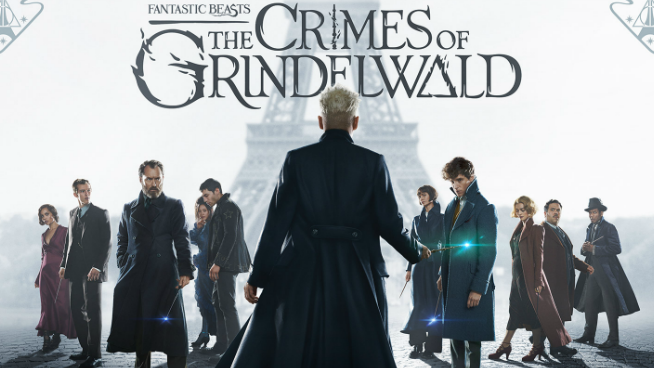 Fandango Friday: Fantastic Beasts 2