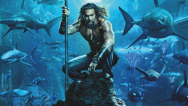 Fandango Friday: Aquaman