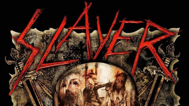 Slayer Will Rain Blood in KC on Farewell Tour