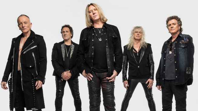 Def Leppard Hits Sin City