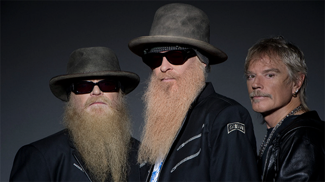 ZZ TOP 50th Anniversary Tour