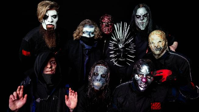 Slipknot Reveal Album Details and Perform on Kimmel