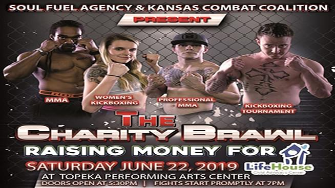 The Charity Brawl – Fighting For A Cause | KDVV-FM