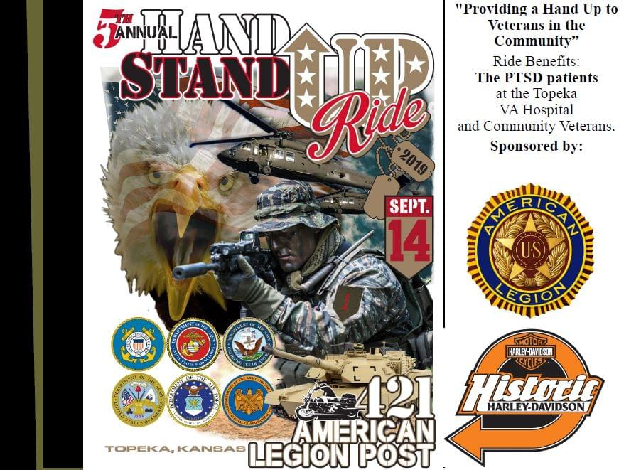 5th Annual Hand Up Stand Up Ride