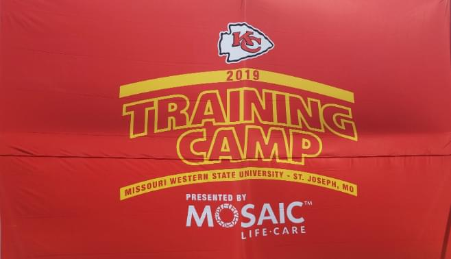 Training Camp Cover