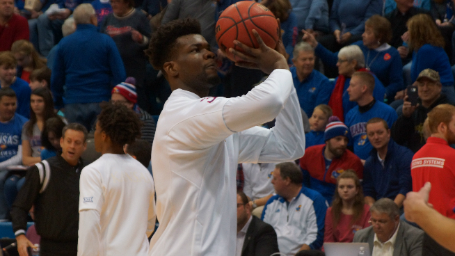 Raiding the Phog: Tech Wins First Game in Lawrence, Sends Message to Big 12