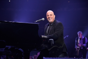 Billy Joel at Kauffman Stadium
