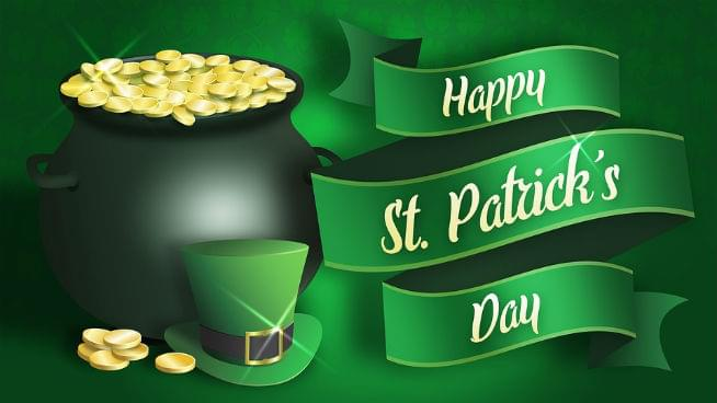 St. Patrick's Day Fun Facts…
