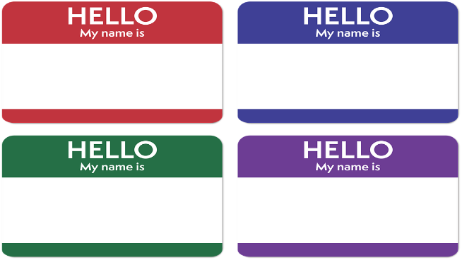 National Name Yourself Day…
