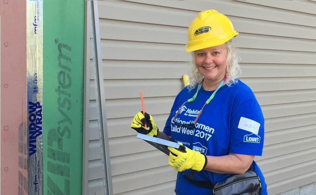 Topeka FUNdraiser for Habitat for Humanity 'Women Build'