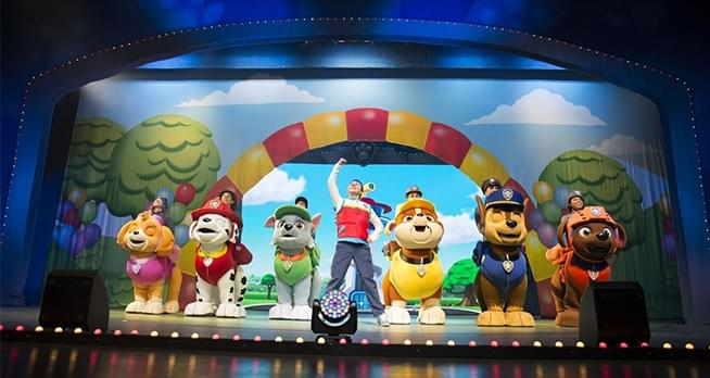 PAW Patrol is Racing to the Rescue at the Kansas Expocentre!