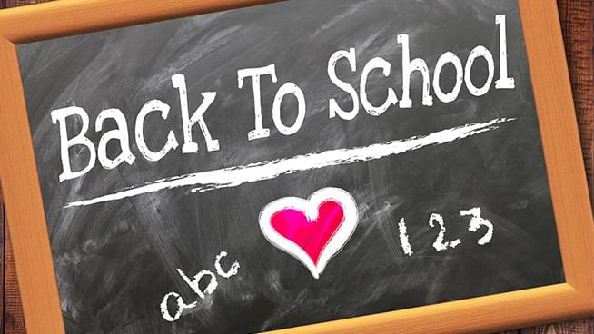 Win a Back To School Bag!