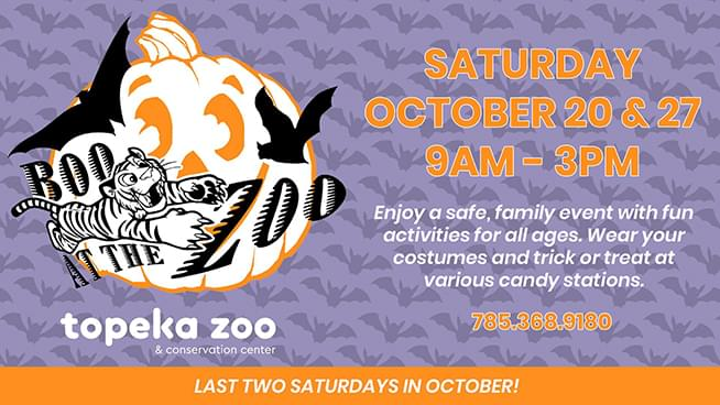 Boo At The Zoo Is Fun For Your Kids and You