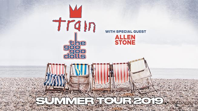 Train & Goo Goo Dolls Coming To Kansas City June 21st