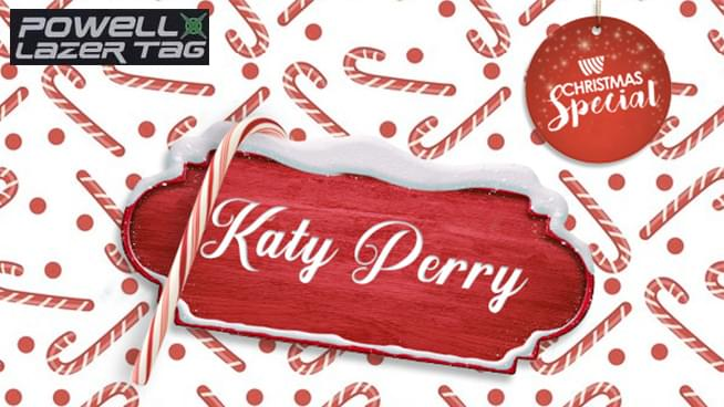 Have Yourself a Cozy Little Christmas With Katy Perry