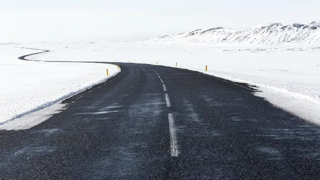 Latest Winter Road Conditions