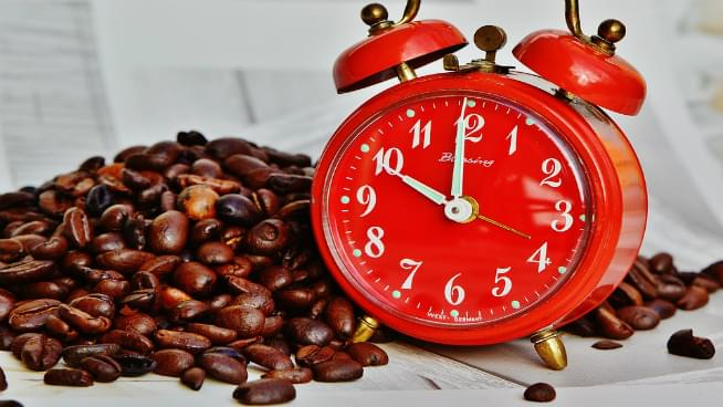 Study Says Stop Drinking Coffee in the A.M.