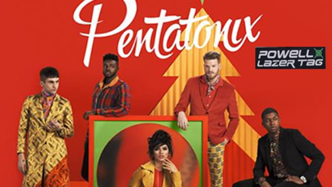 "A Pentatonix ""Christmas Is Here"""