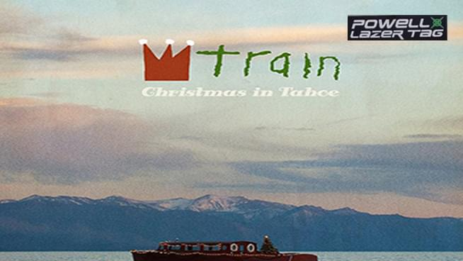 """Christmas In Tahoe"" With Train"