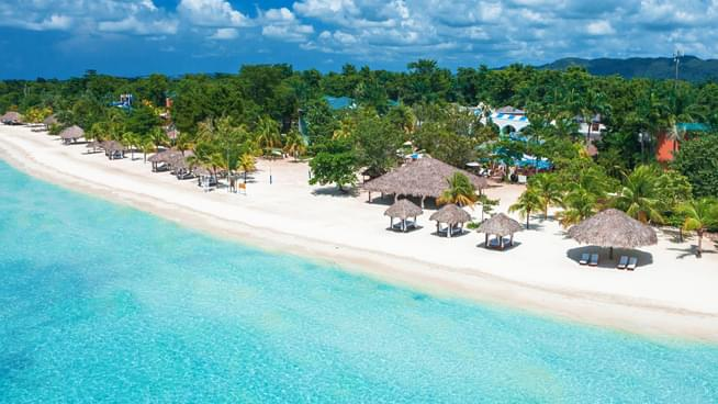 Win A Trip To Beaches Resorts!