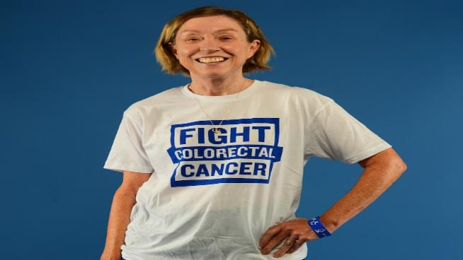 Topeka Woman Featured In Campaign To Fight Cancer
