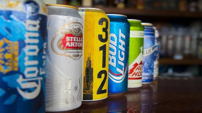 Topeka Is Home To Cheap Beer!