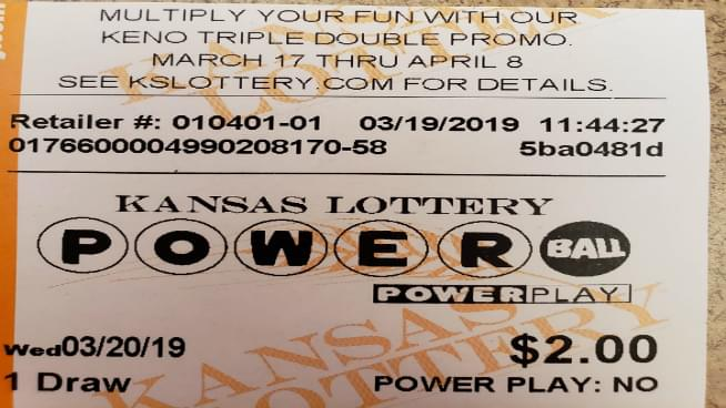 Powerball Drawing Worth $750 Million Dollars